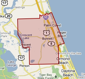 Florida: Flagler County « Every County